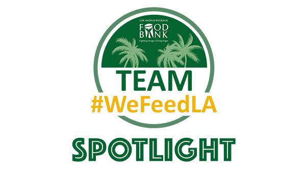 Team We Feed LA Spotlight